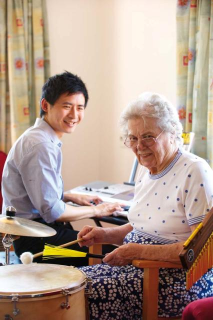 Study on Music Therapy Gives Hope To The Future Treatment of Dementia