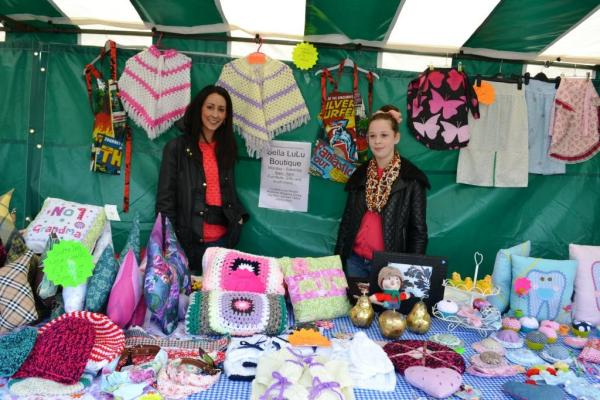 Future Alan Sugars line up for Middleton's first teenage market