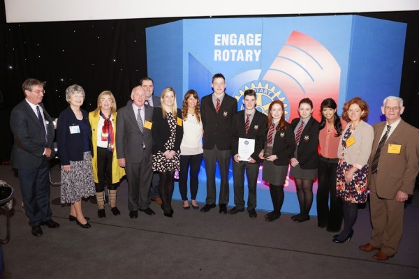 Young People Win Rotary Award For Missing Persons Campaign