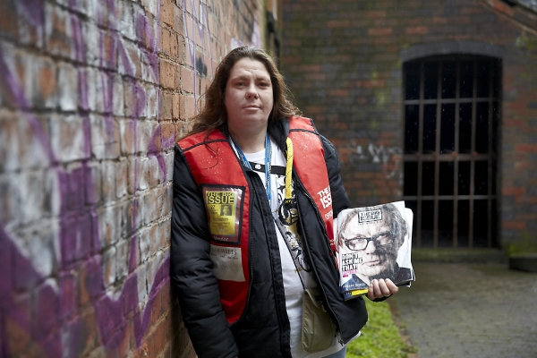 The Big Issue has changed my life