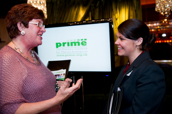 HELPING THE OVER 50S START THEIR OWN BUSINESSES