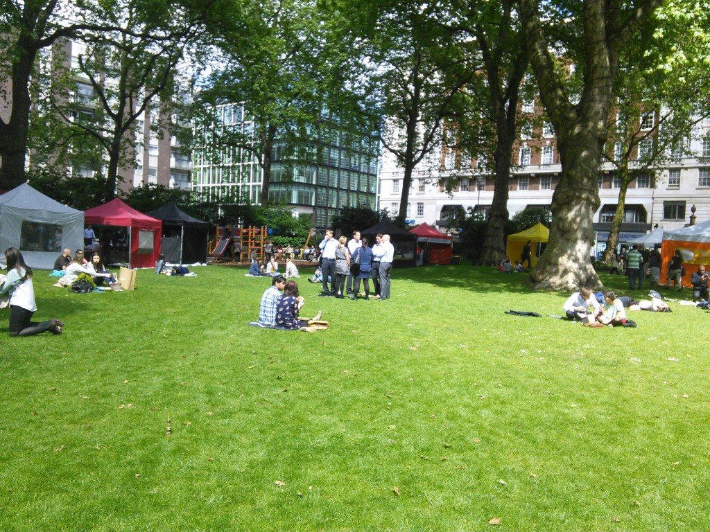 Food for Thought: Munch in Marylebone- A Delicious Social Enterprise