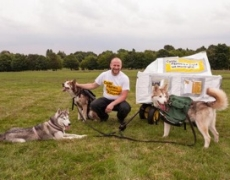 Cancel The Removal Vans! Bereavement Leads Man To Find A Creative Way To Move House And Support The Cystic Fibrosis Trust