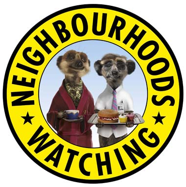 Aleksandr and Sergei Join Neighbourhood Watch