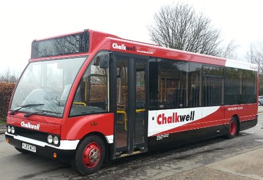 Bus firm backs homelessness charity