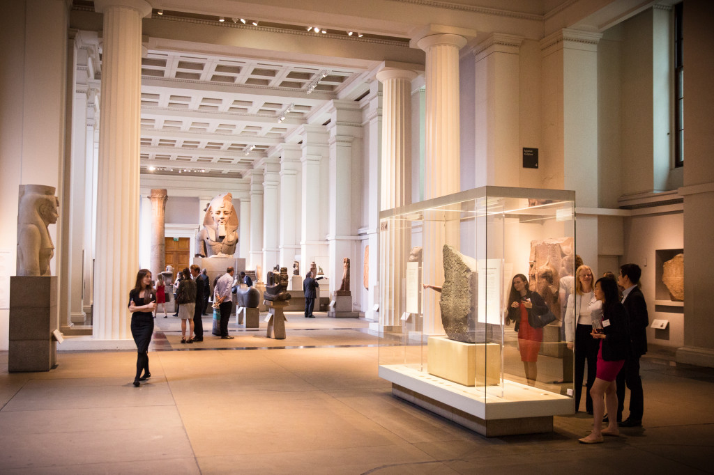 EY Foundation Launch at British Museum London