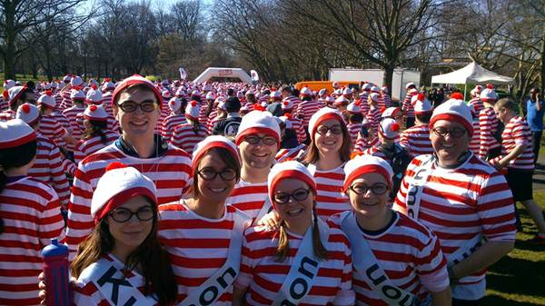 Don't Be A Wally When It Comes To Reading