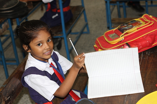 Join The Campaign To Get Every Child In School By 2015