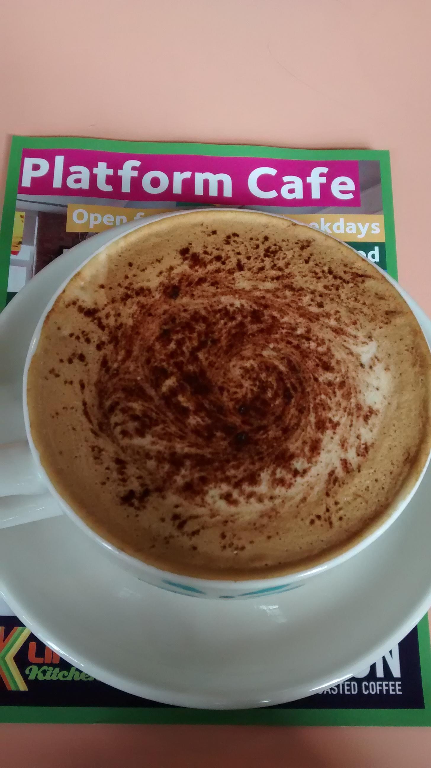 Platform Café: Affordable, Youth-Led Café In North London