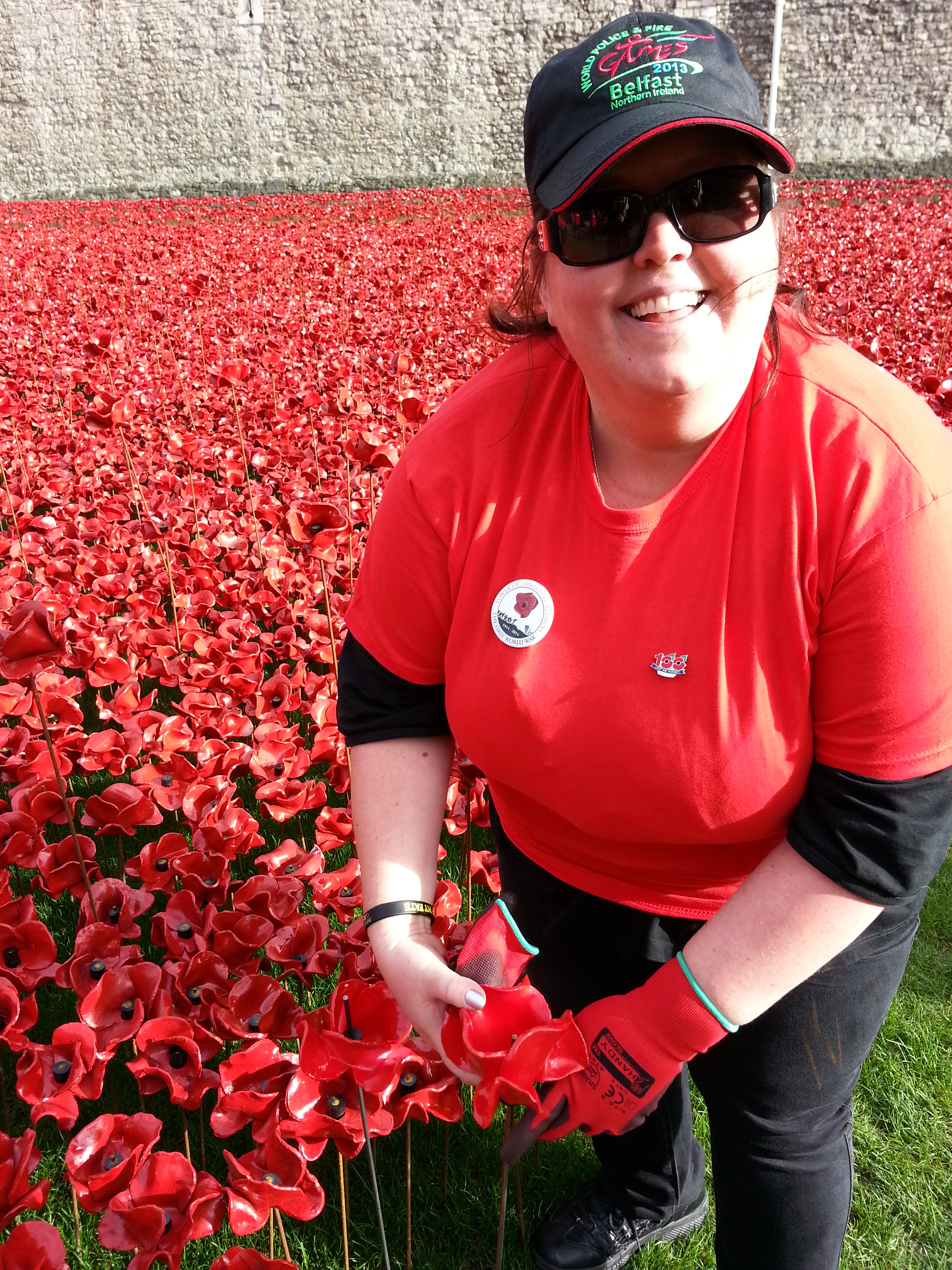 What Does Tower Of London Poppy Installation Mean To You