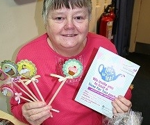 Cancer Patient Does Her Bit For Local Campaign Backed By Sean Bean