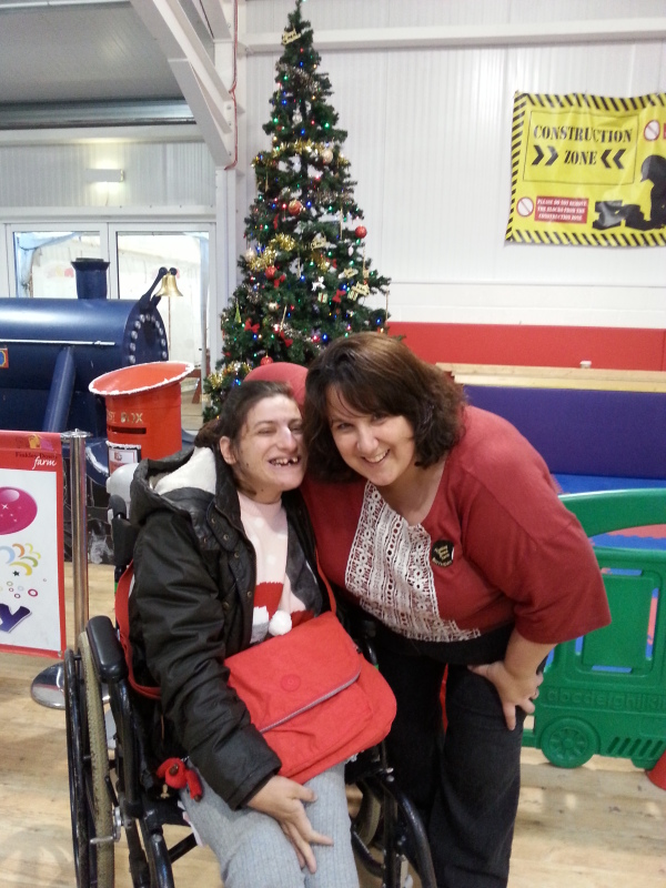 Volunteering As A 'Buddy' Has Been Life Changing