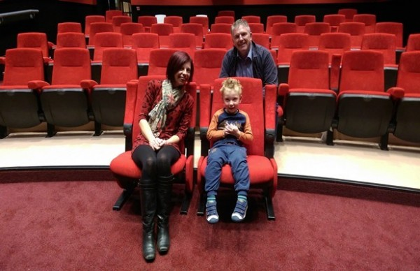 medicinema: making a trip to the cinema possible