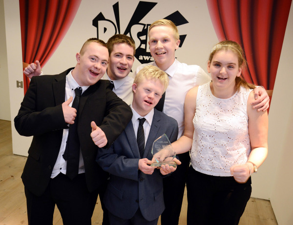 Achievements of North East youngsters celebrated at awards night