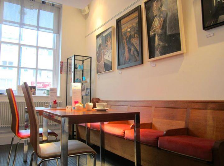 Tapestri Cafe: A Hidden Gem in Swansea