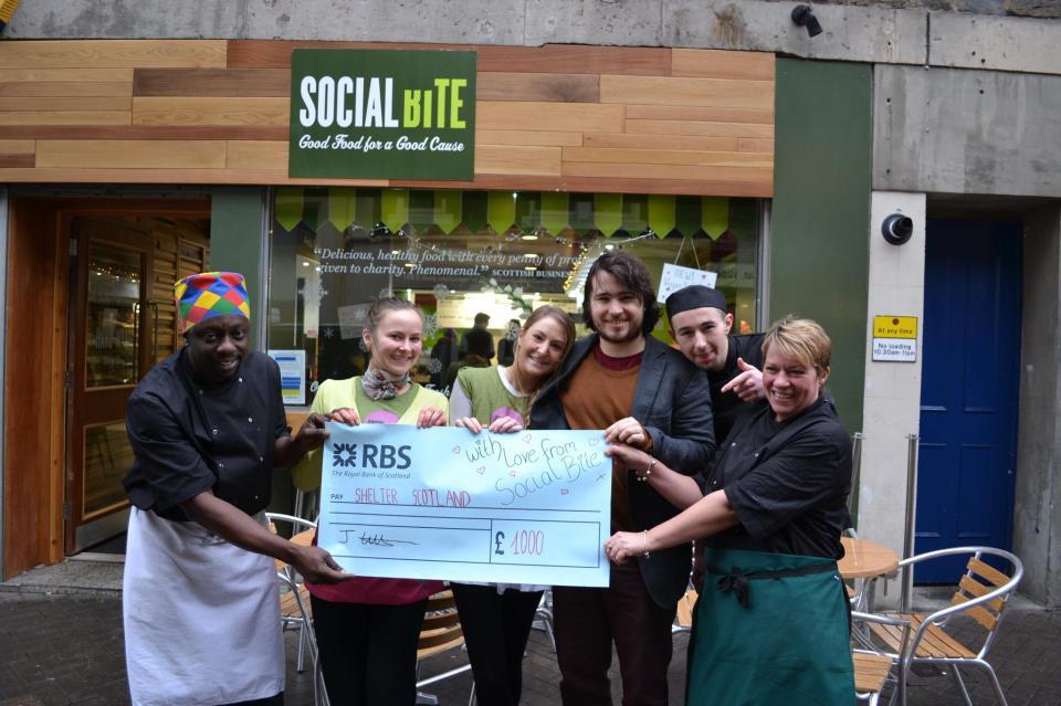 Social Bite - Welcome to the Social Café Revolution