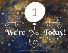 It's our Birthday Today!