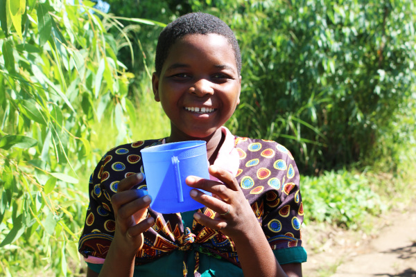 ONE MILLION children fed every school day thanks to Mary's Meals