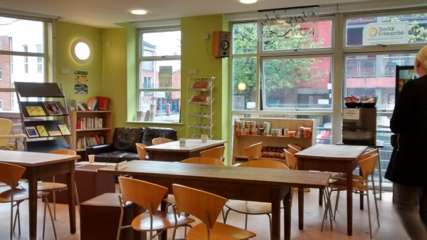 Manchester Mind Cafe: Pay What You Can Wednesdays
