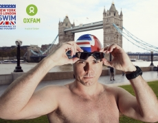 Why I'm Swimming 3,800 Miles Between New York and London in World Record Attempt