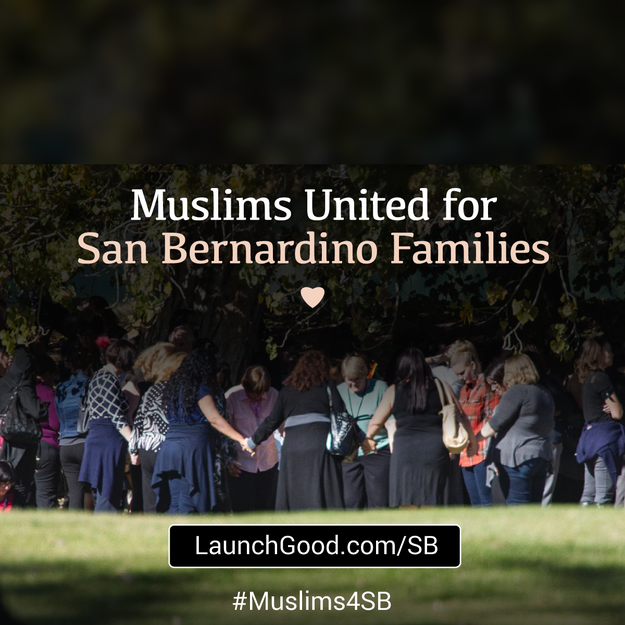 Muslim Americans Raise Money for Shooting Victims