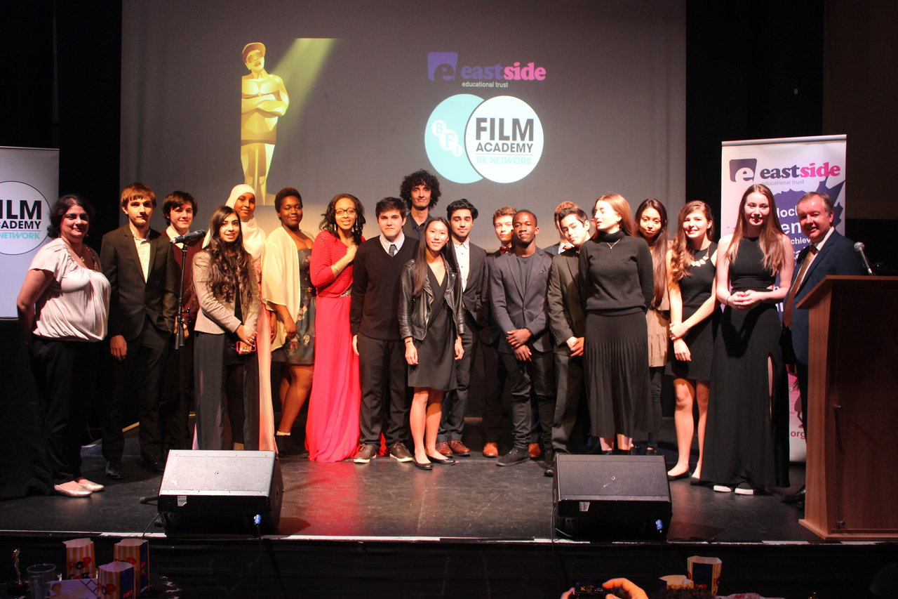 Celebrating Diversity and Youth at BFI Film Academy
