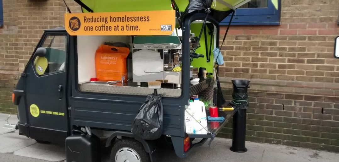 Rough Sleepers to Baristas - Fight Homelessness in London with Coffee