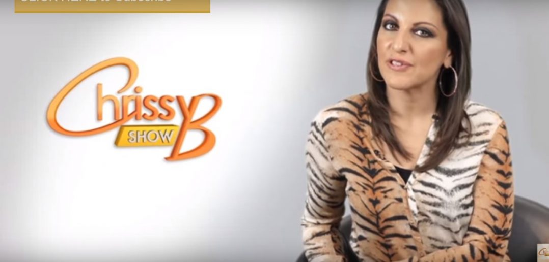 Chrissy B Show: The UK's Only TV Show Dedicated to Mental Health and Wellbeing Topics
