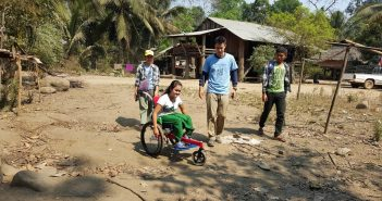 A Day in Karen State: Transforming Lives with Wheelchairs