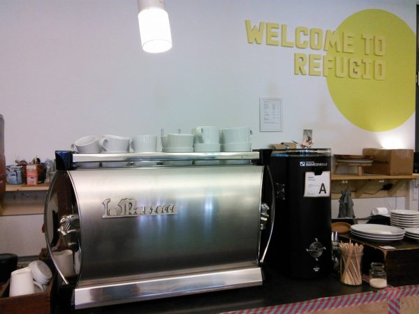 Refugio cafe Building a Community for Refugees in Berlin