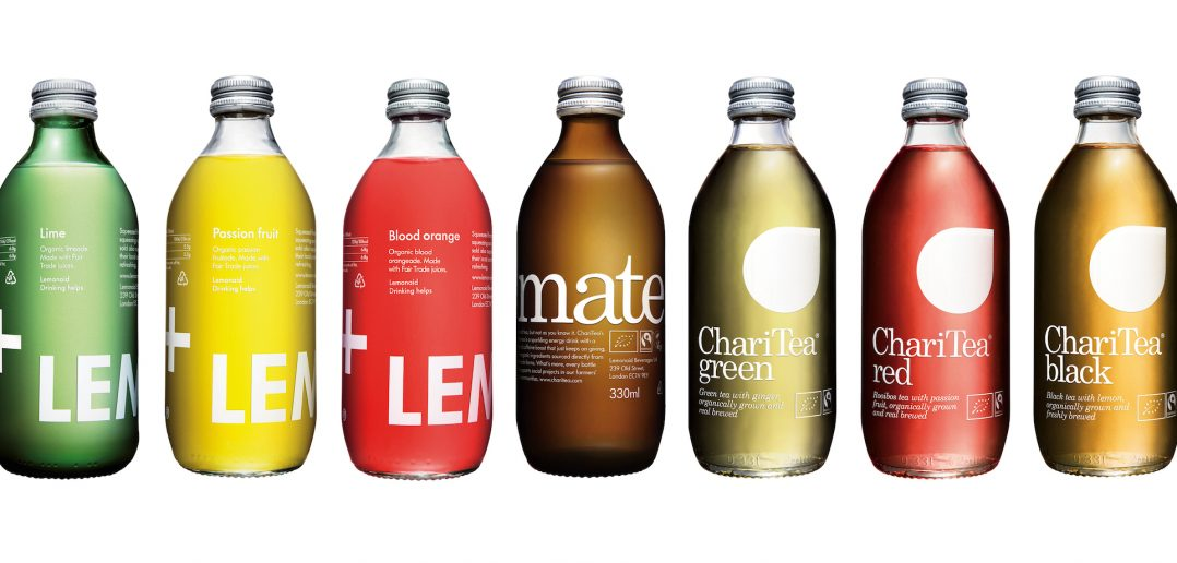 Drinking Helps: Lemonaid and ChariTea Raise £1,000,000 For Social Projects