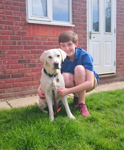 Saying Goodbye to Guide Dogs Can Be Tough