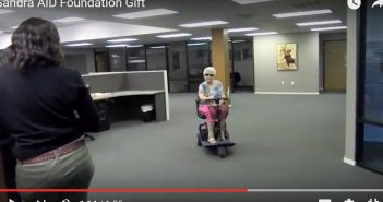 83-Year-Old Finds Freedom After Stroke Leaves Her Paralyzed
