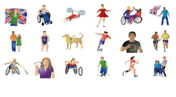 Disability charity Scope creates 18 inspirational emoji designs