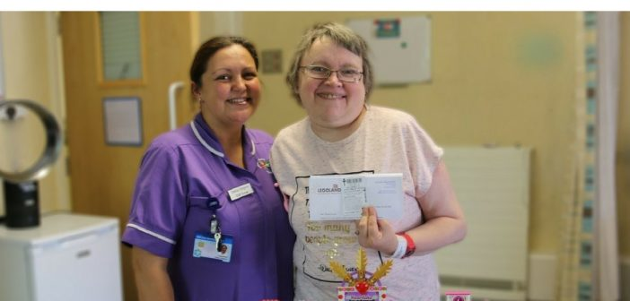 Hospice staff make patient's dream come true