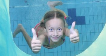 Swimming could be the Solution to Childhood Obesity Crisis
