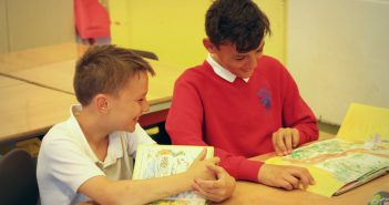 School Home Support Transforms Family and School Life for Youngsters