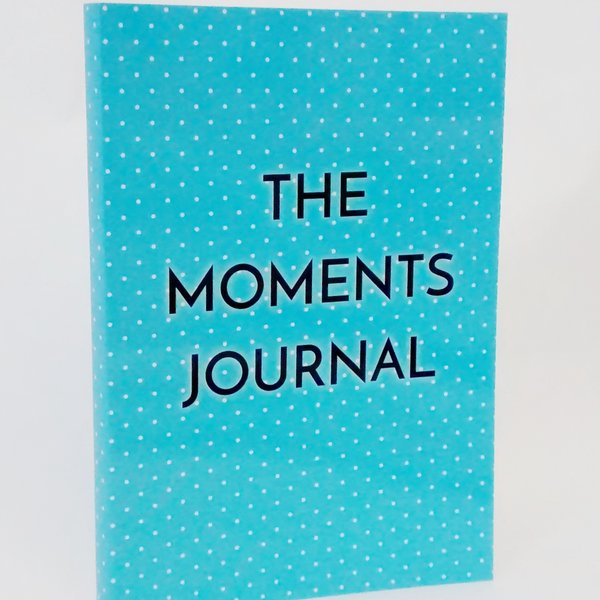 Introducing The Moments Journal – our first product!