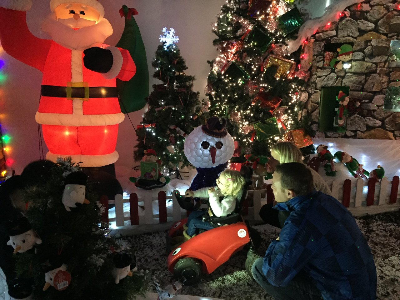 meet father christmas in lowestoft journal