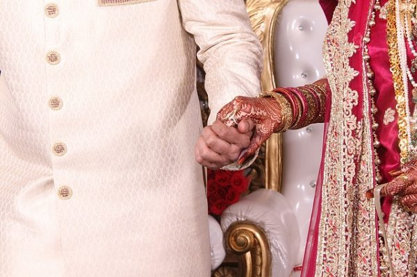 Over 200 Fatherless Brides get married with the help of businessman