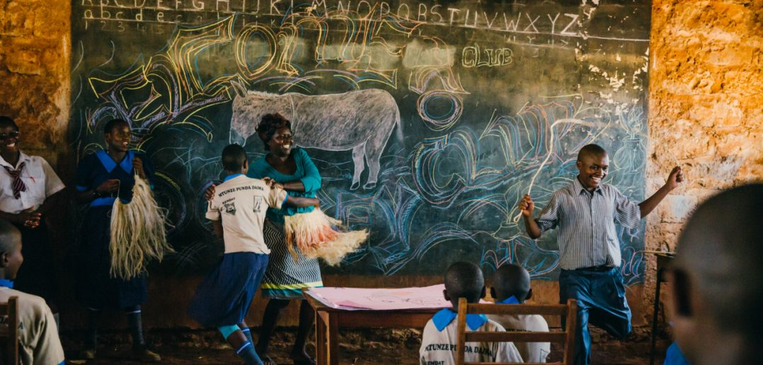 School Children In Kenya Change Lives Through 'Donkey Care Club'