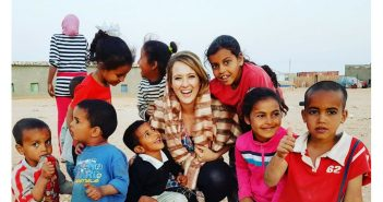 Catherine Constantinides – A Superhero Without A Cape