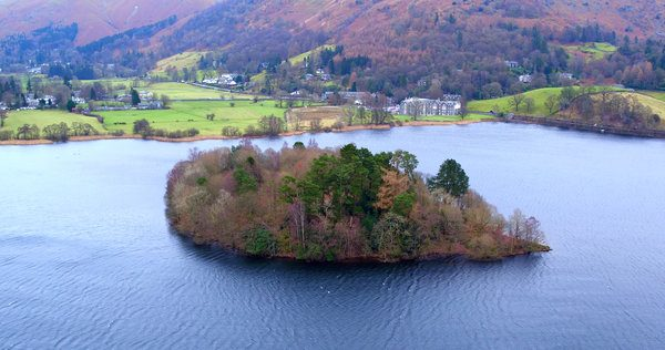 Island Given to the charity it Helped to Establish a Century Ago