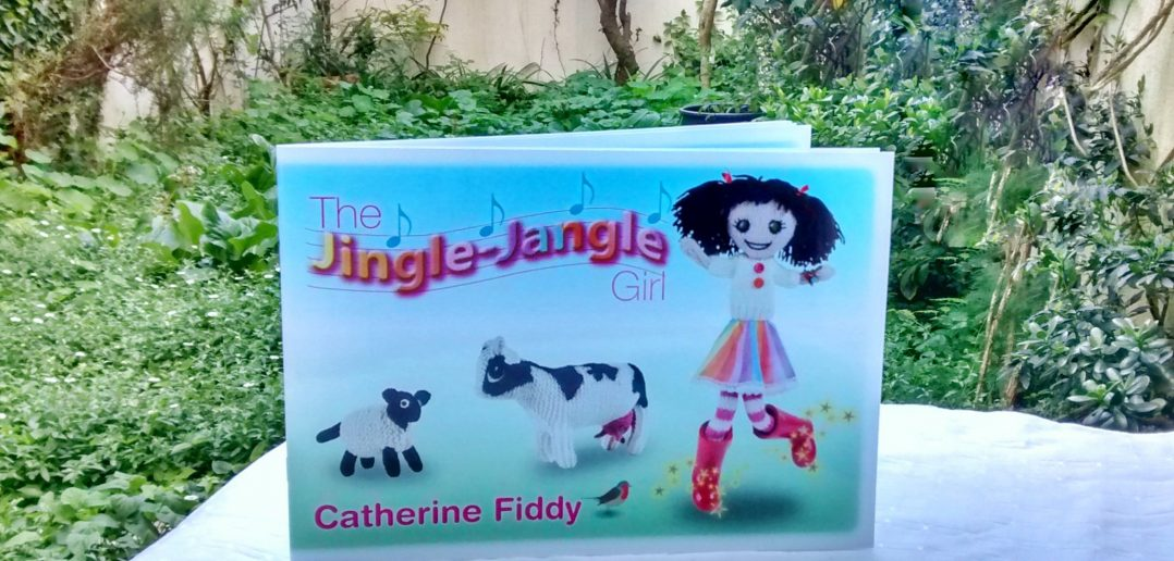 The Jingle-Jangle Girl: A Much-Needed Positive Brand for Children