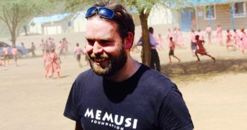 Man Starts Education Charity in Kenya After Giving Away Pencils