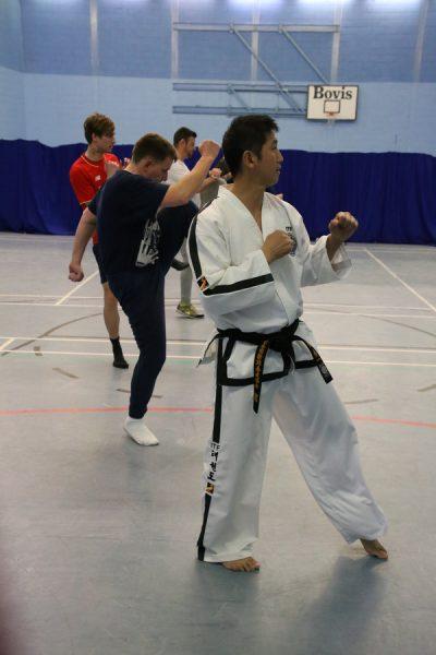 Army Veterans Tackle Mental Health Issues Through Taekwondo