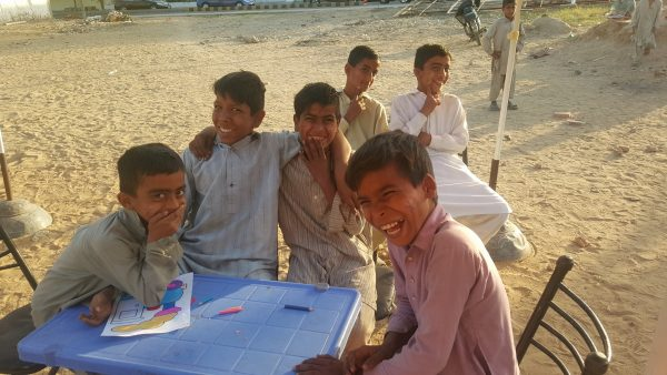 The Street School Set Up By Siblings Aged 12 and 15
