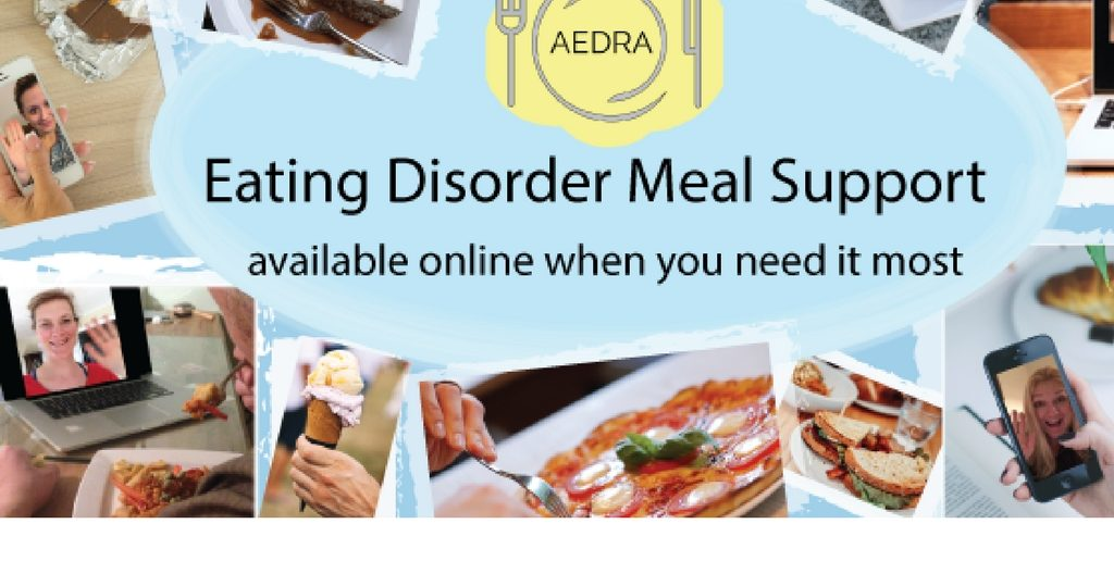 Peer Support for Adults Recovering from Eating Disorders, When and Where They Need It