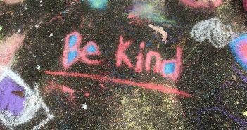 Take the pledge to 'be kind'