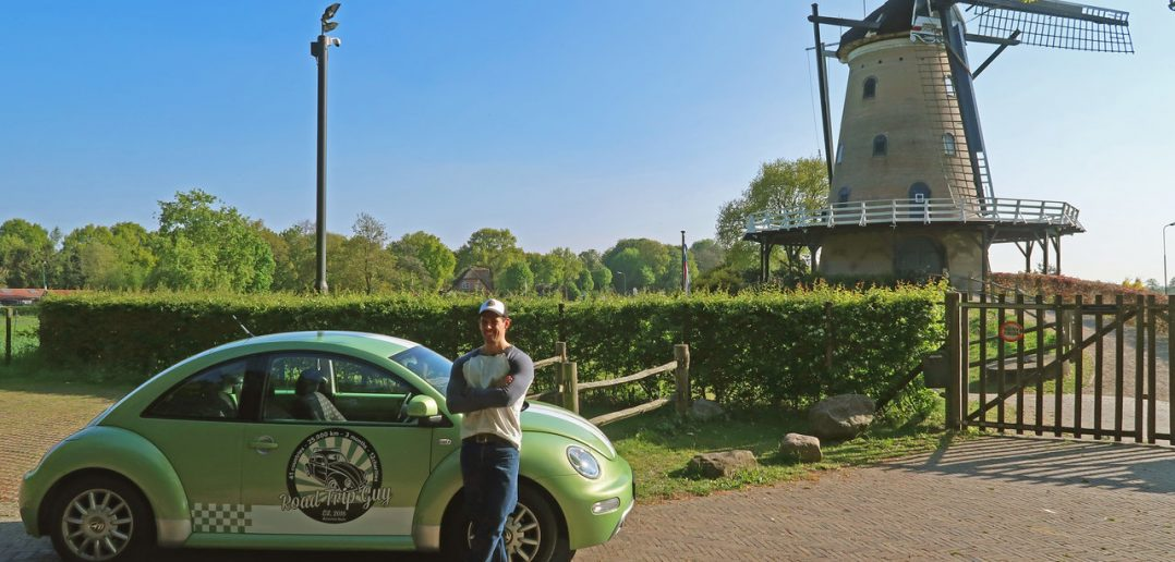 Young Adventurer Heads Off on Charitable Road Trip